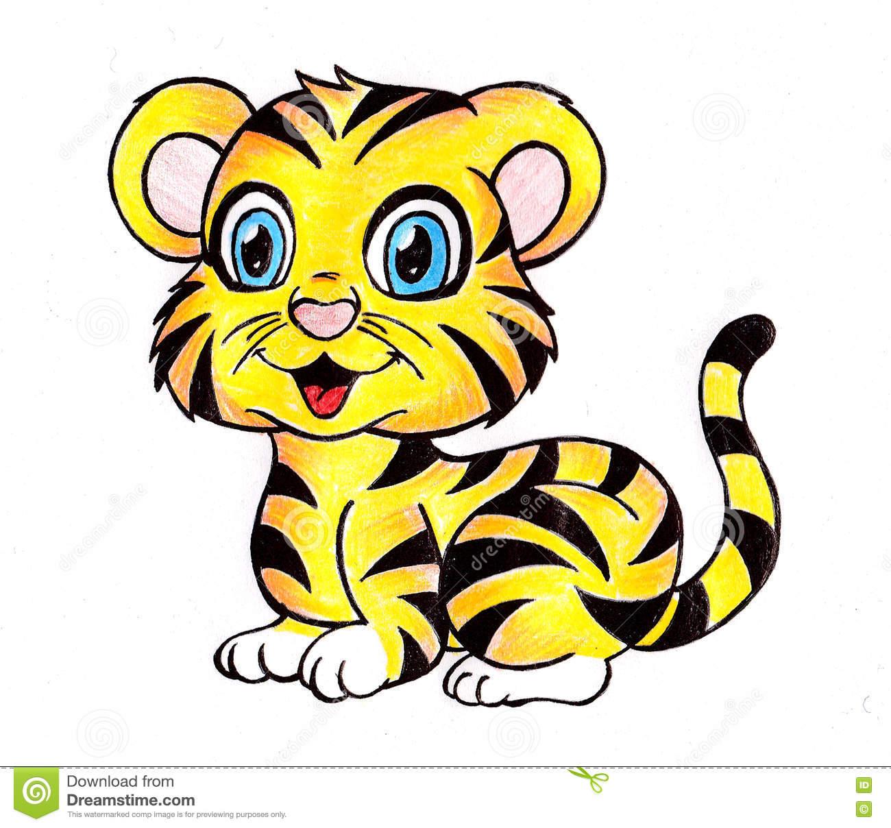 1300x1208 Bengal Clipart Tiger Cub