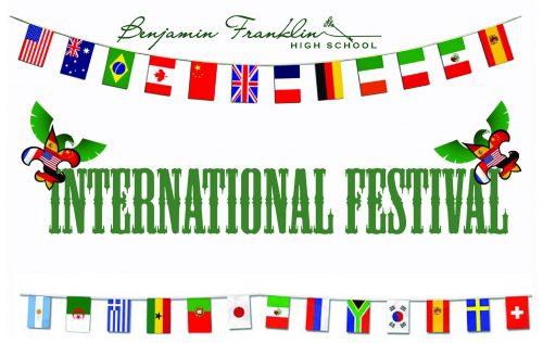 500x316 Benjamin Franklin High School To Host 2018 International Festival