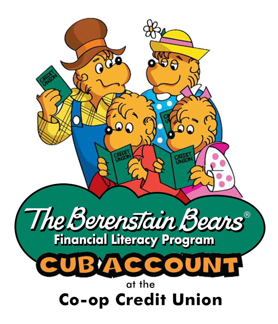 900x1050 Co Op Credit Union Welcomes The Berenstain