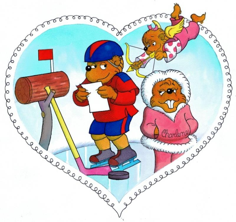 800x751 February 2013 News From The Berenstain Bears