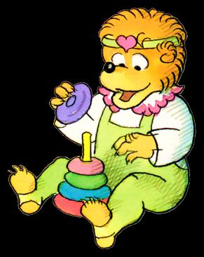 291x366 Honey Bear's Room