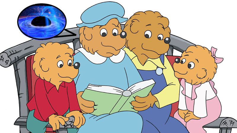 800x450 How You Spell Berenstain Could Be Proof Of Parallel