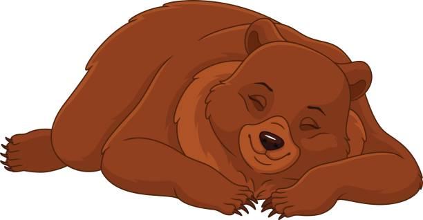 612x318 Sleeping Bear Clipart Desktop Backgrounds
