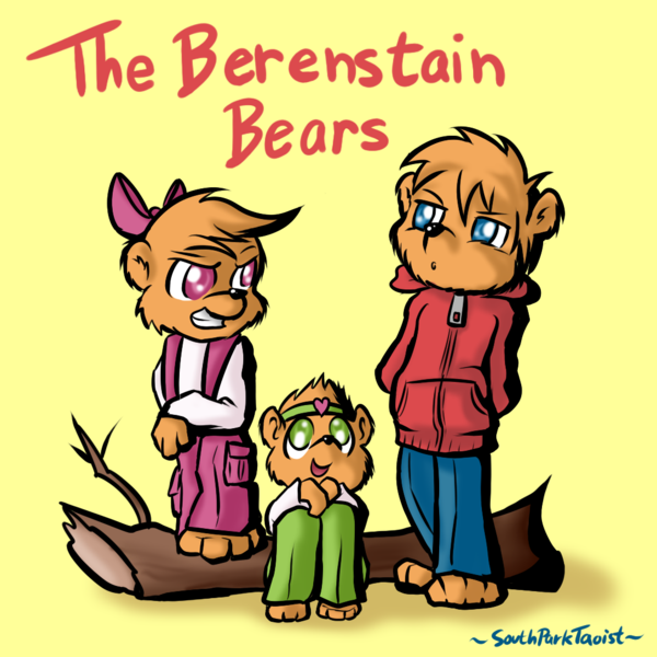 600x600 The Berenstain Bears 002 By Southparktaoist