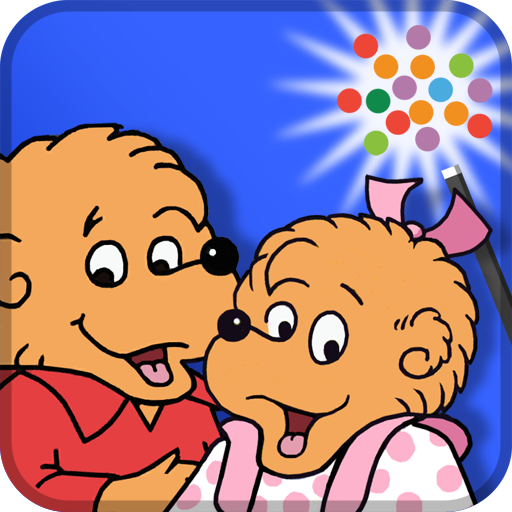 512x512 Berenstain Bears In The Dark