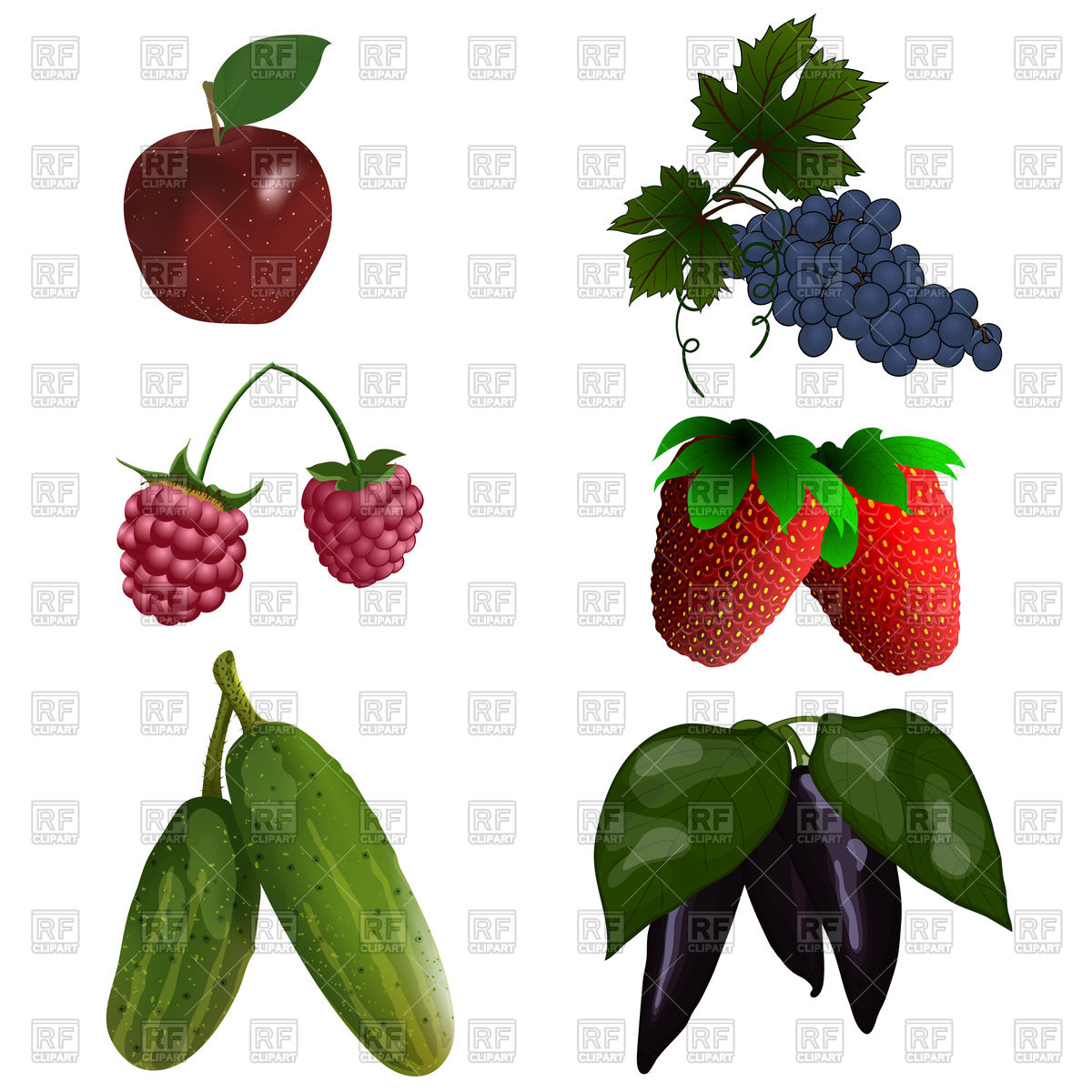 1200x1200 Fruits And Vegetables