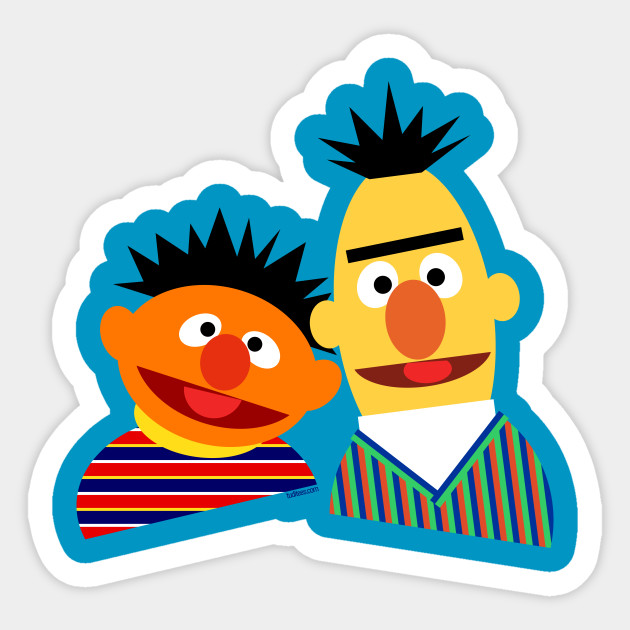 630x630 Ernie And Bert
