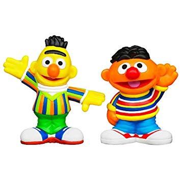 355x355 Playskool Sesame Street Figures 2 Pack