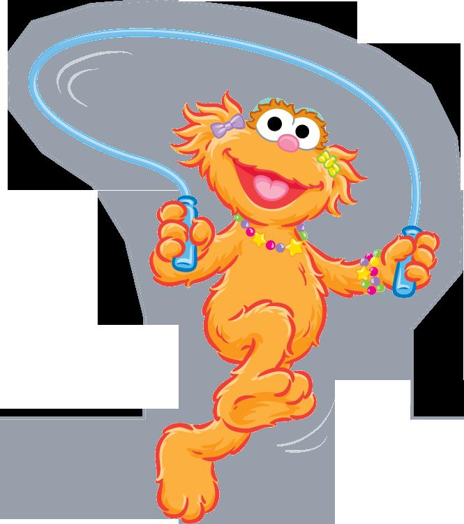 665x750 Zoe 02 Sesame Street Clipart Sesame Streets, Big