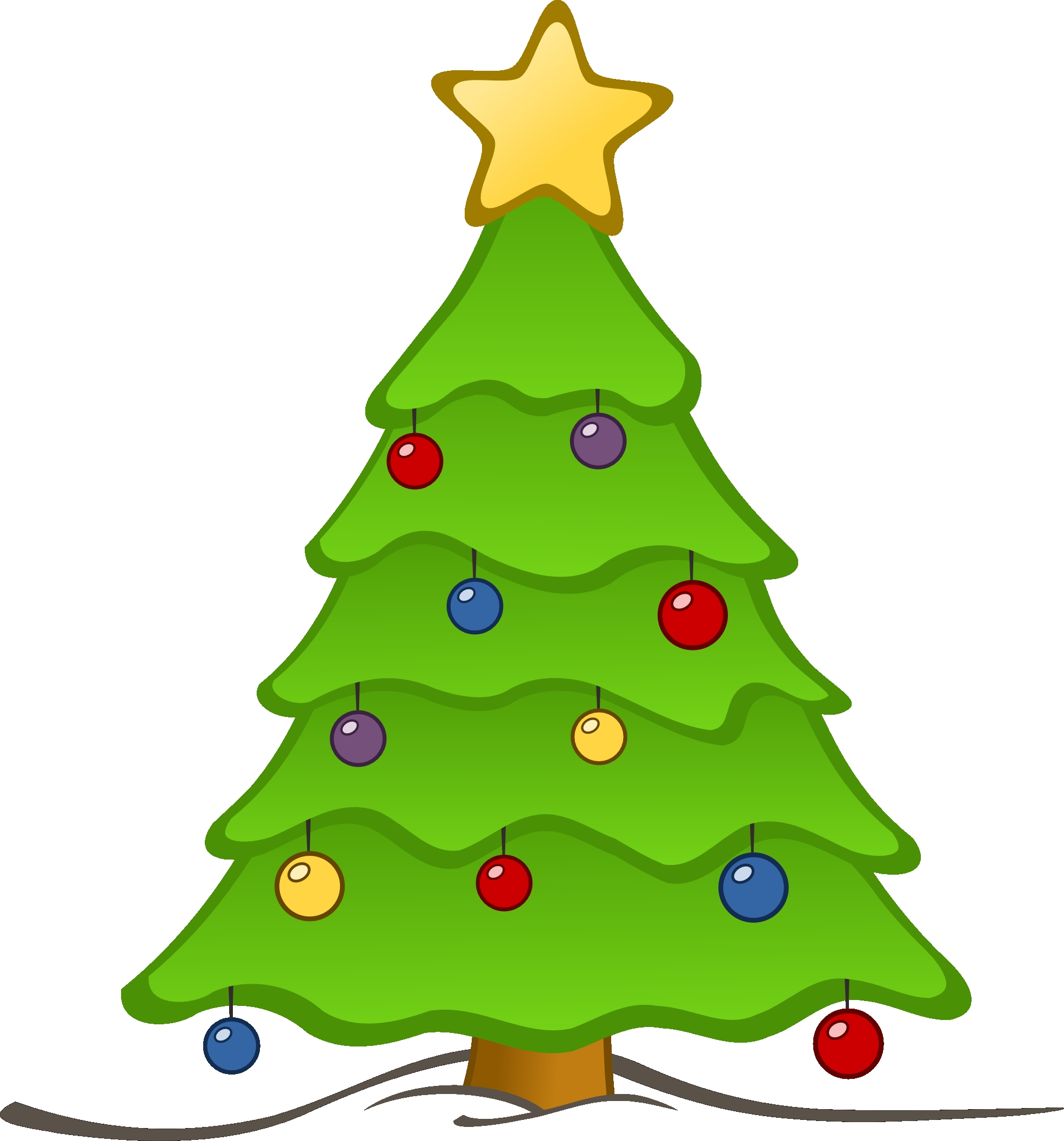 1969x2112 Best Of Christmas Trees Clipart Gallery