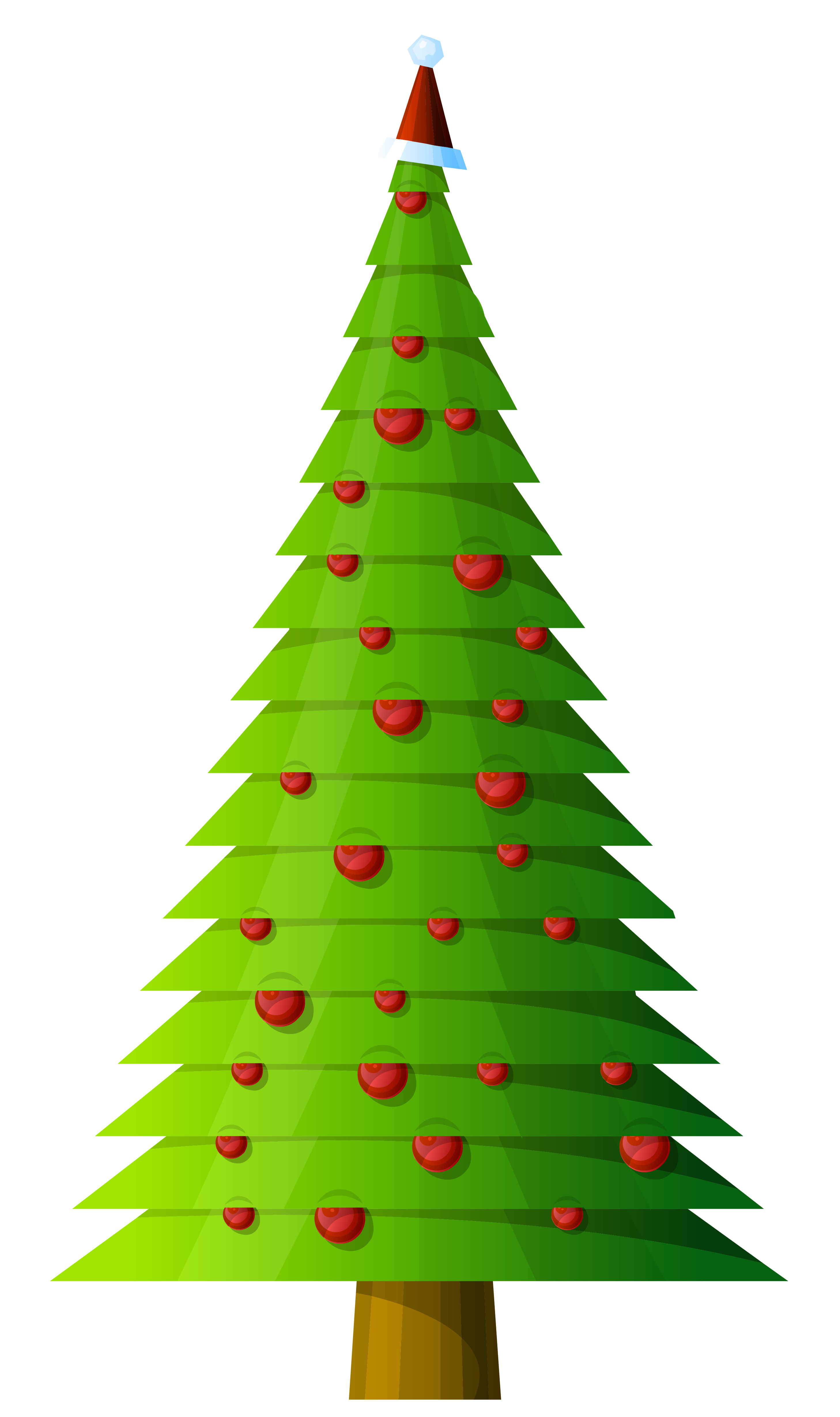 2915x4917 Top 78 Christmas Tree Clip Art