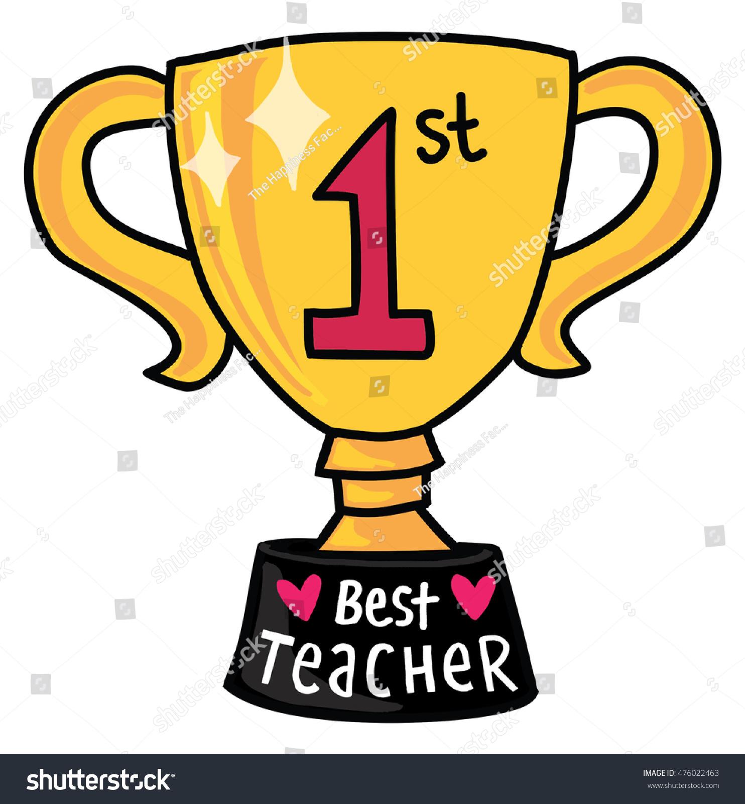 1484x1600 Best Clipart For Teachers Stock Photo Best Teacher 476022463
