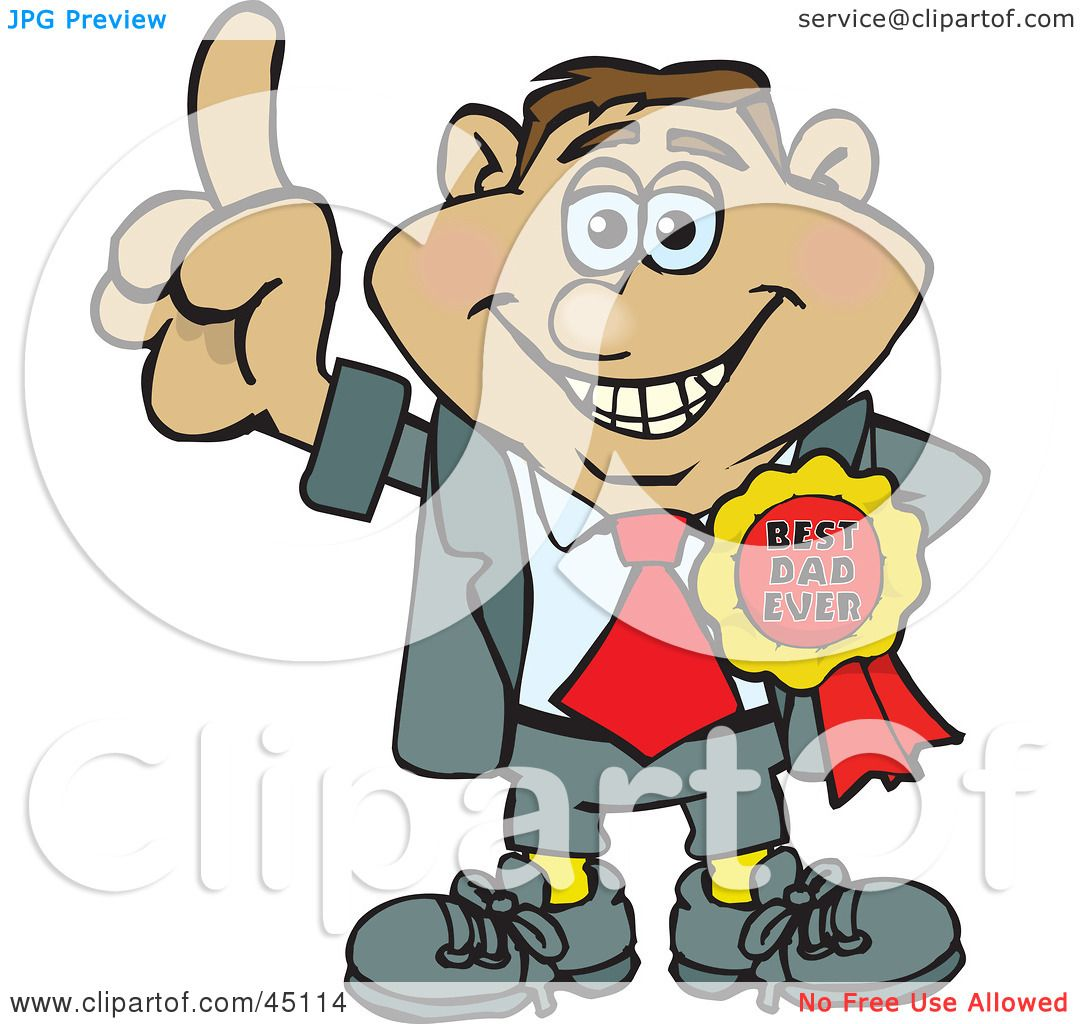 1080x1024 Royalty Free (Rf) Clipart Illustration Of A Proud Man Character