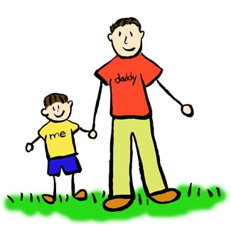325x325 Gallery Clip Art Dad And Child,