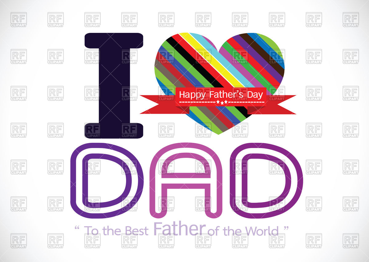 1200x853 Happy Father's Day Card