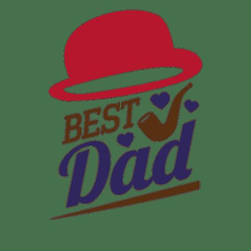 512x512 Fathers Day Best Dad Sticker