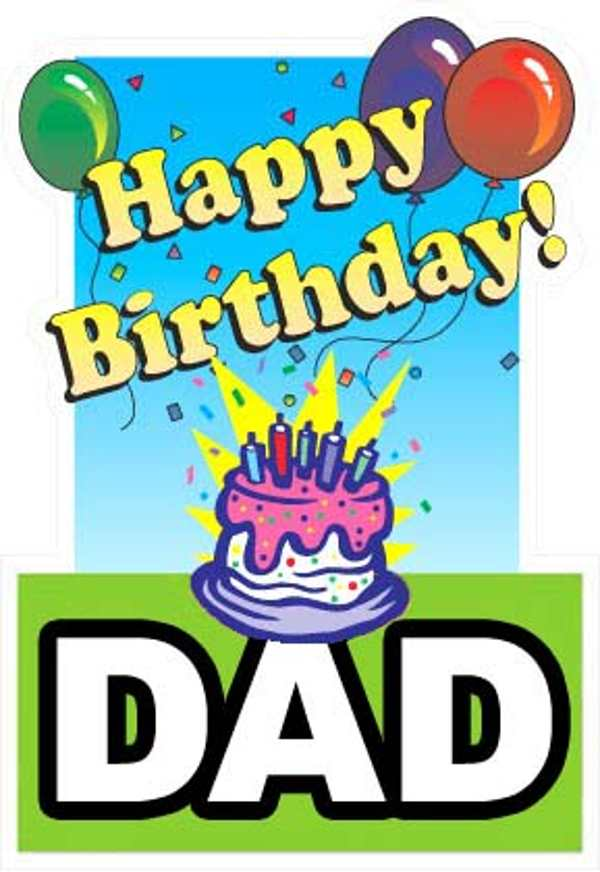 600x872 Happy Birthday Daddy Quotes Free Reference Images Clip Art Library