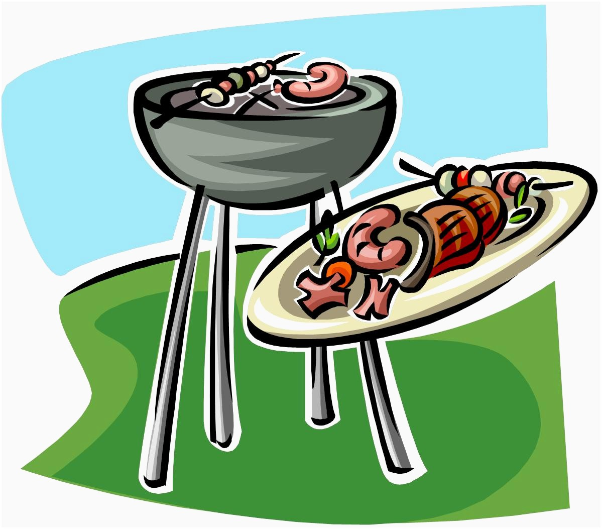 1199x1053 Free Art Clipart Images Awesome Cookout Clip Art Free Clipart Best