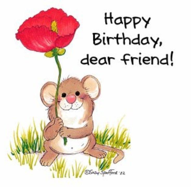 736x721 Happy Birthday Clip Art For A Friend