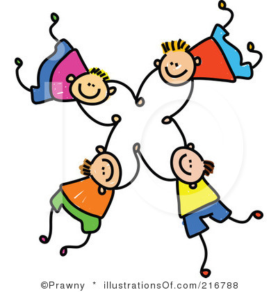 400x420 Photos Friendship Clip Art,