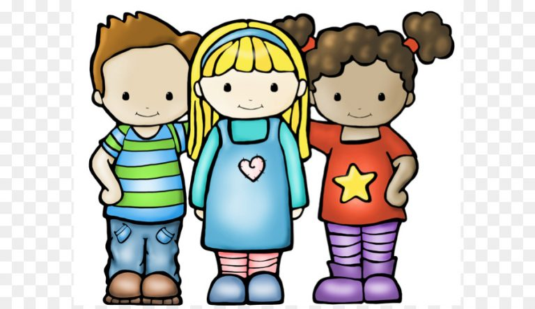 768x444 School Friends Clipart Friendship Best Friends Forever Clip Art