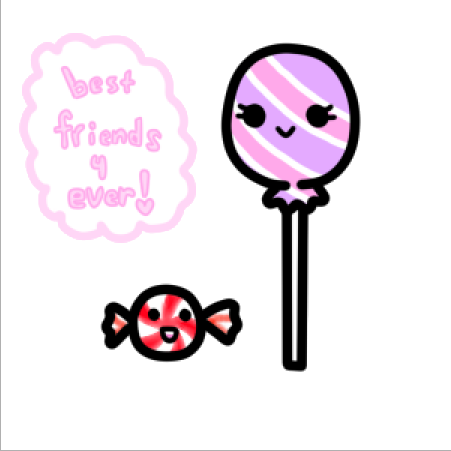 451x451 Best Friends Forever By Hotcoco7946