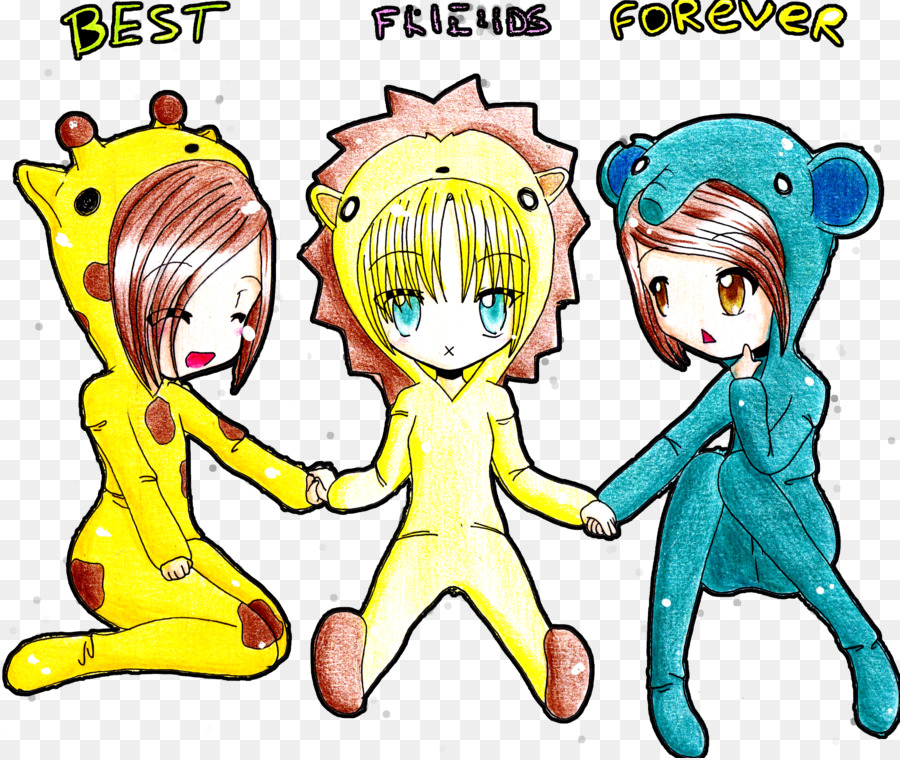 900x760 Best Friends Forever Drawing Friendship Clip Art