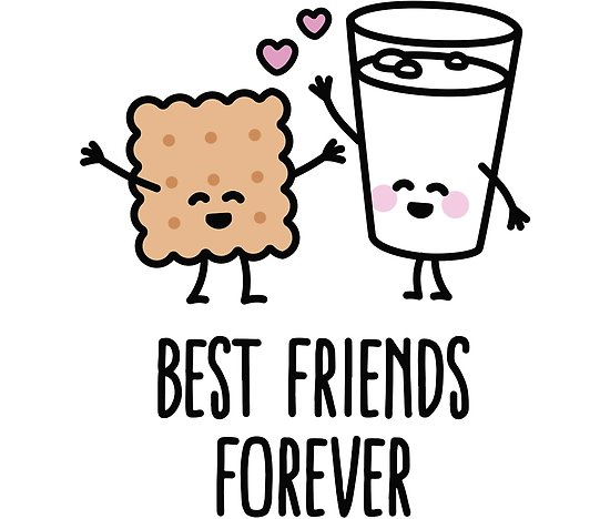 550x468 Best Friends Forever Posters By Laundryfactory Redbubble