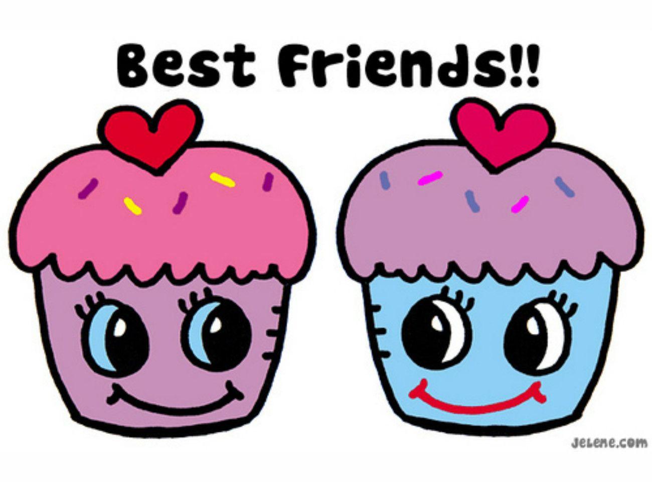 1300x960 Friendship Clip Art