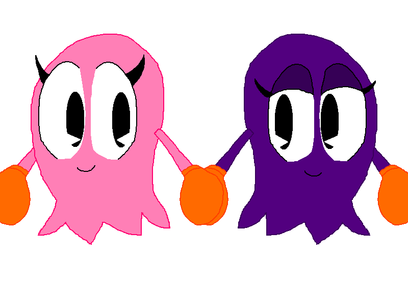 800x600 Pinky And Sue, Best Friends Forever By Cheezn64x