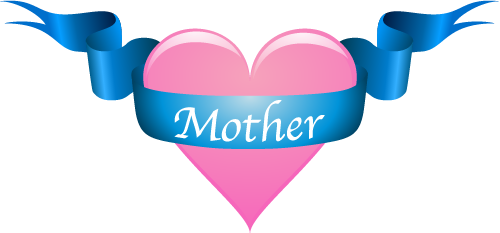 500x233 Best Mother Ribbon Clip Art Free Cliparts