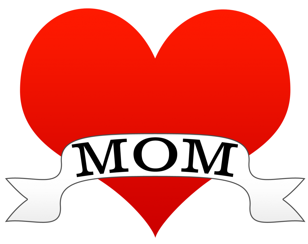 1024x814 World Best Mom Word Clipart