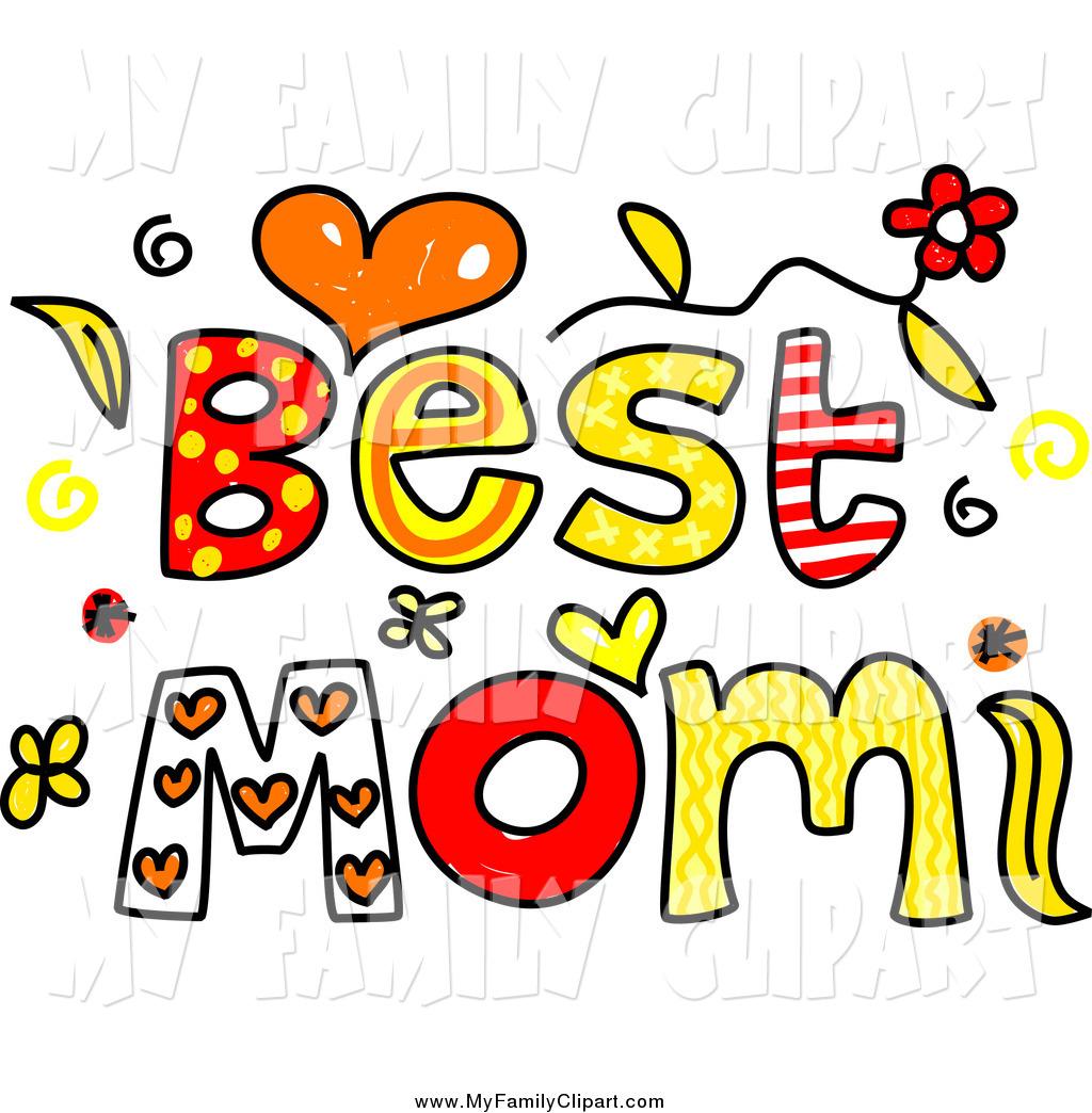1024x1044 Clip Art Of Whimsy Best Mom Words By Prawny