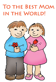 185x273 Mothers Day Clip Art