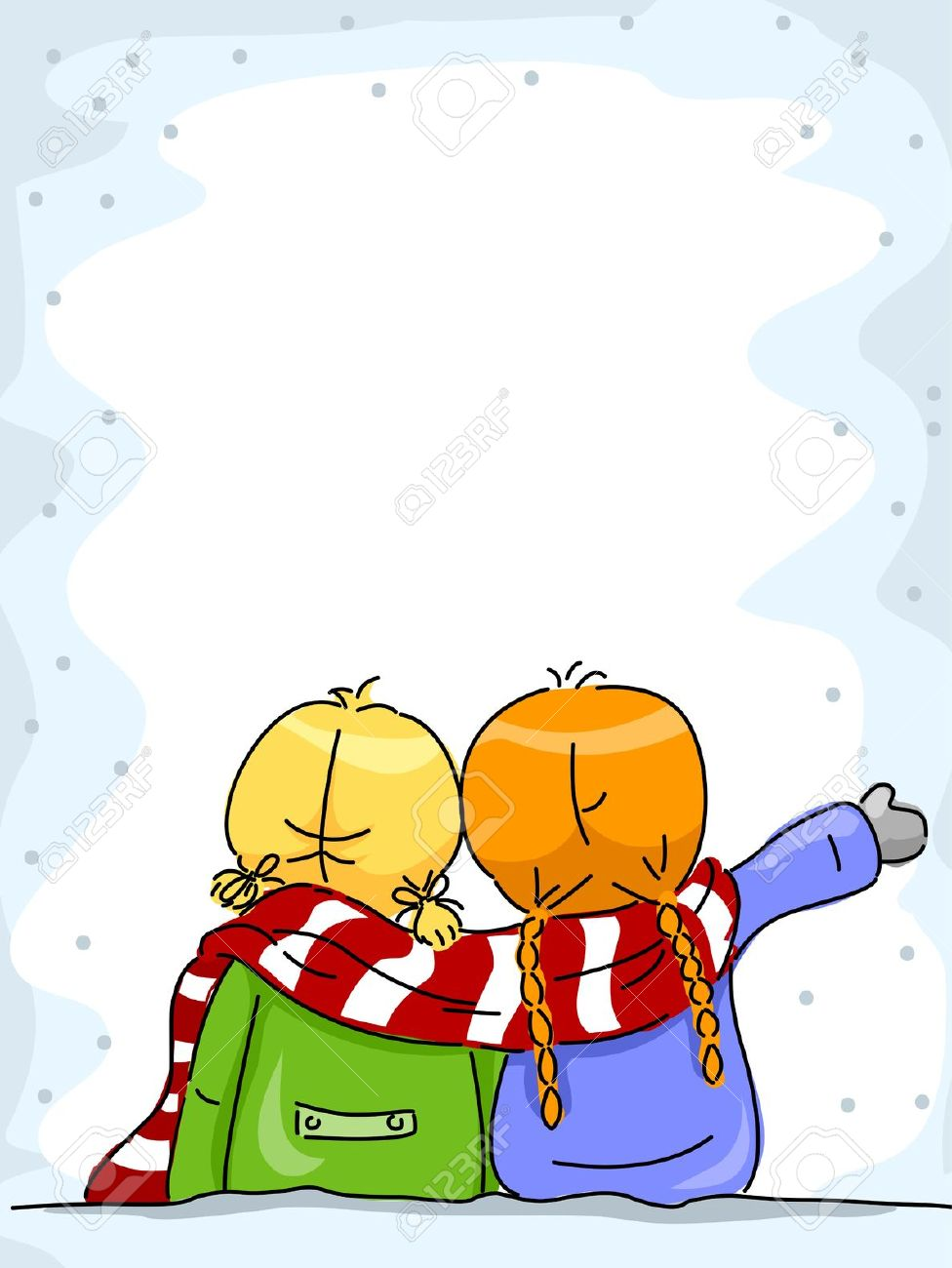 976x1300 Best Friends Cartoon Images Collection