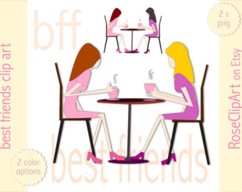 340x270 Bff Clipart Etsy