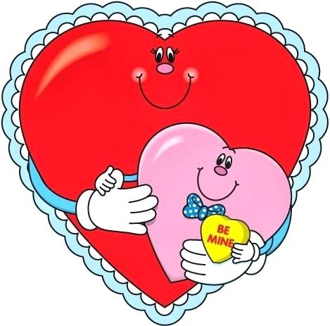 469x463 Best Friend Heart Clipart