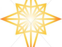 220x165 Shining Star Clipart Glowing Star Of Bethlehem Clipart Epiphany