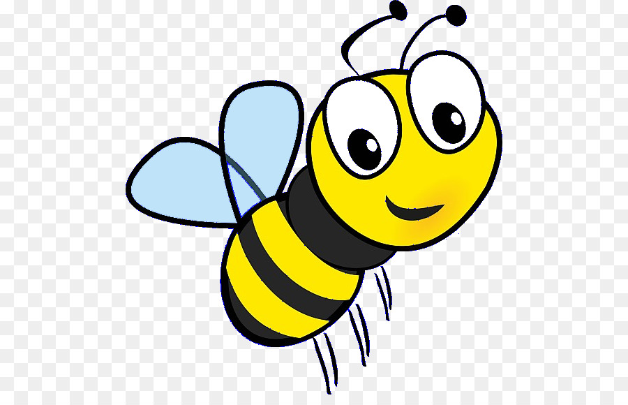 900x580 Free Clipart Of Bees