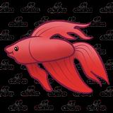160x160 Abeka Clip Art Betta Fish