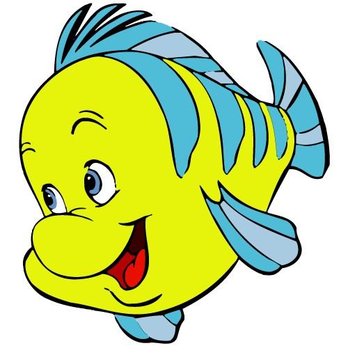 500x500 Clip Art Fish Amp Look At Clip Art Fish Clip Art Images