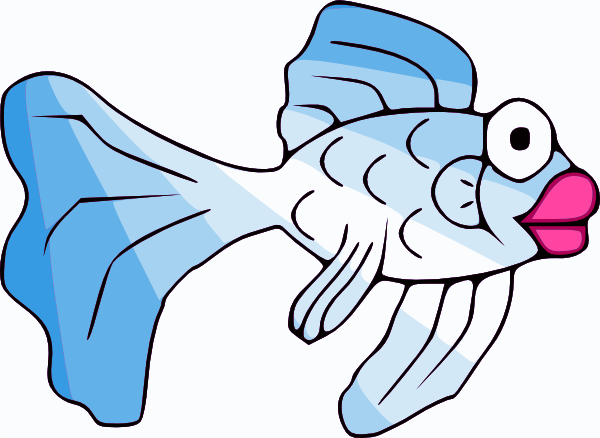 600x438 Collection Of Fish Lips Clipart High Quality, Free Cliparts