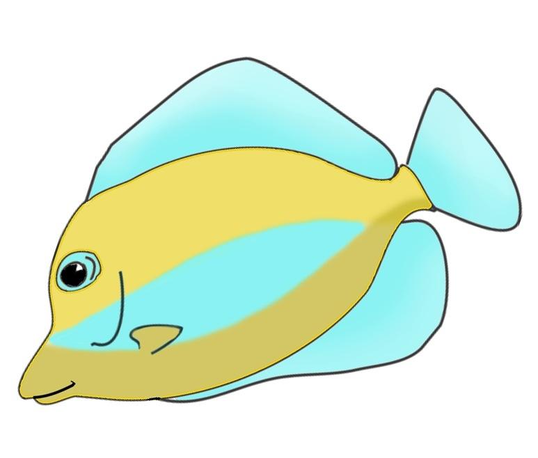 773x658 Fish Clipart