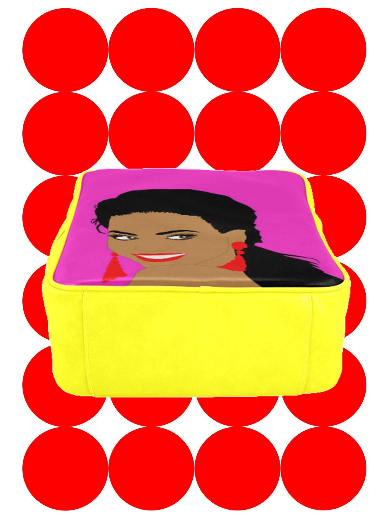 1536x2048 Beyonce Backpack Original Illustration