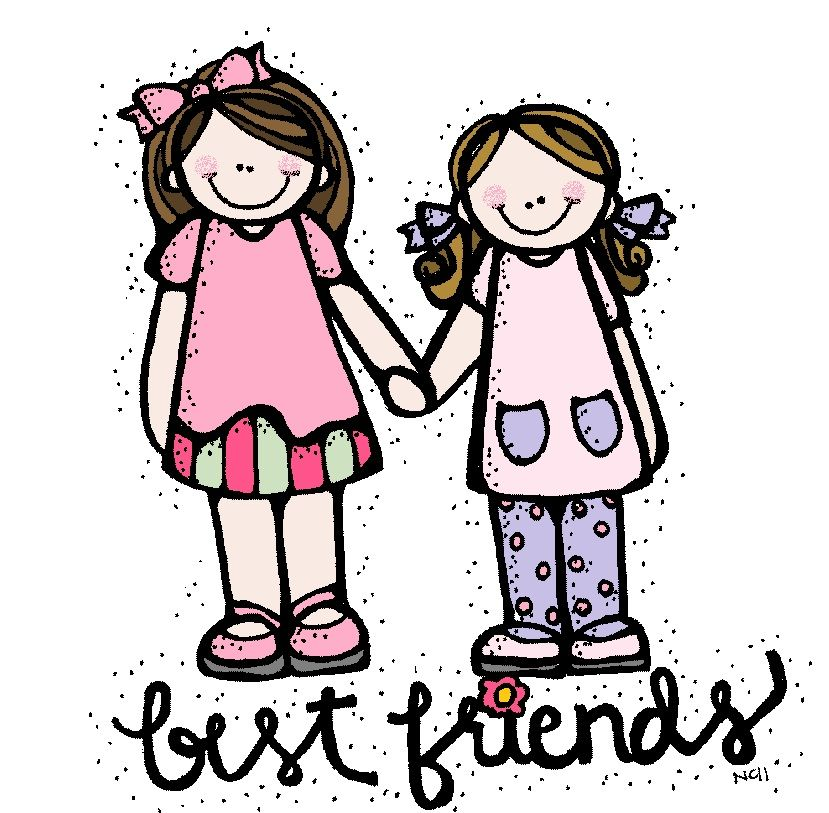 829x813 Friendship Clip Art