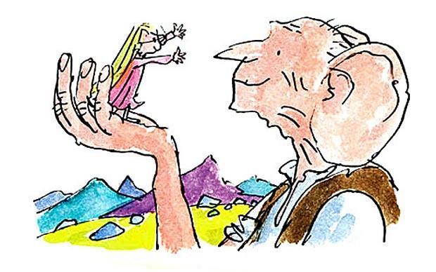 620x388 Whizzpopping Wonderful Roald Dahl's Big Friendly Giant Is