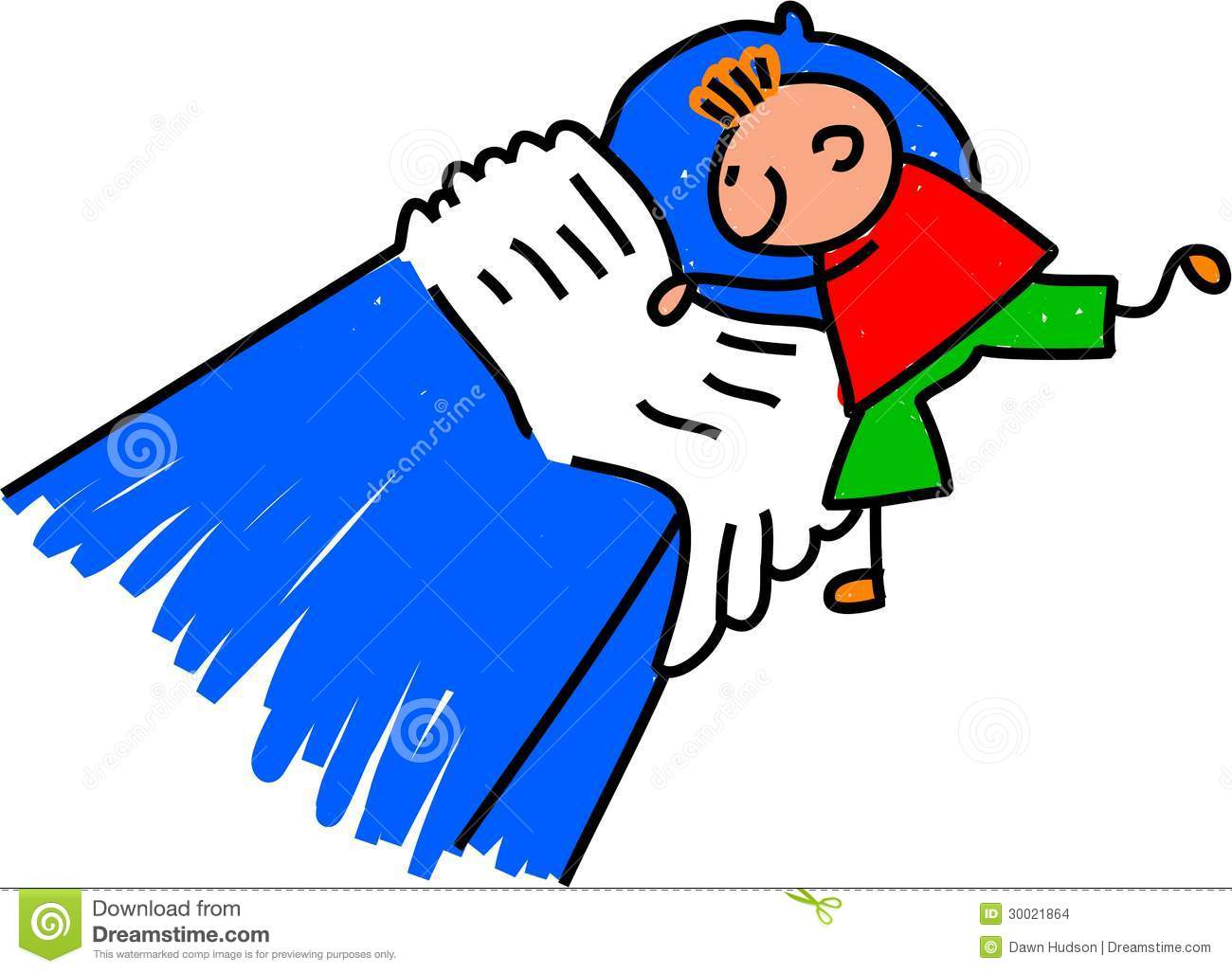 1300x1027 Boy Making Bed Clipart