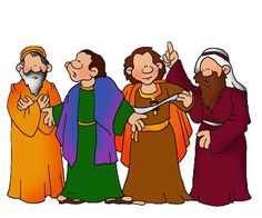 236x196 Bible People Clipart