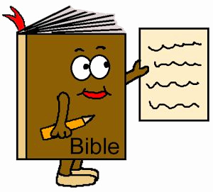 300x271 52 Best Bible Verse Clip Art Images On Bible Study