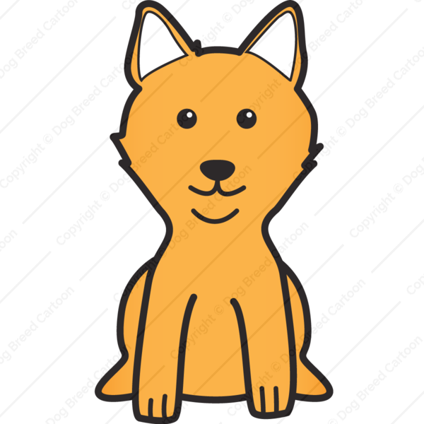600x600 Shiba Inu Dog Breed Cartoon Bichon Frise Dog Cartoons